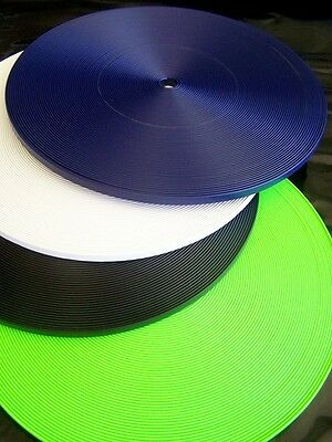 PVC Webbing 25mm Wide - 5meters - Absolutely the BEST QUALITY !!