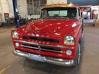 1957 Dodge Other Pickups  1957 Dodge D100