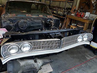 1968 Ford Galaxie  1968 Ford Galaxie 500 Convertible