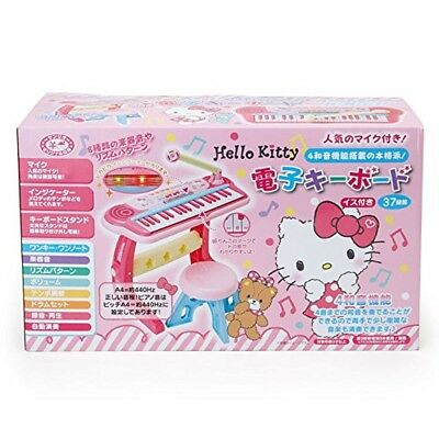 SANRIO Hello Kitty electronic keyboard DX Recording playback 37 Key FromJapan