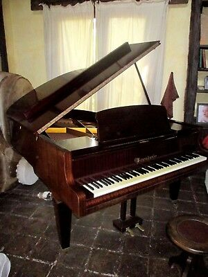 Amazing price on Bosendorfer 6'3 grand piano & free $1500 Steinway concert bench