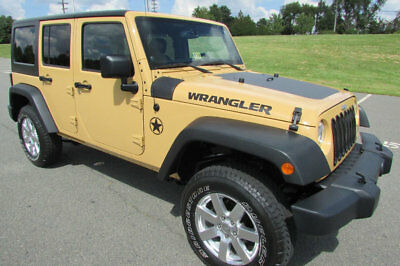 2014 Jeep Wrangler SPORT *S* PACKAGE 4X4 2014 JEEP WRANGLER 4X4 UNLIMITED ONLY 27K MILES LOADED RARE-COLOR IMMACULATE!