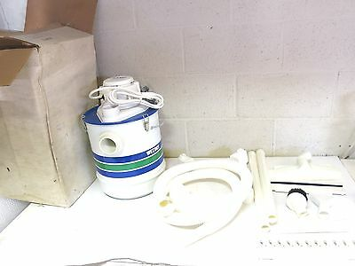 Vintage New Old Stock Shelton Prodcuts Jet Vac Model 500W / Wet ~ Dry Vacuum Nib