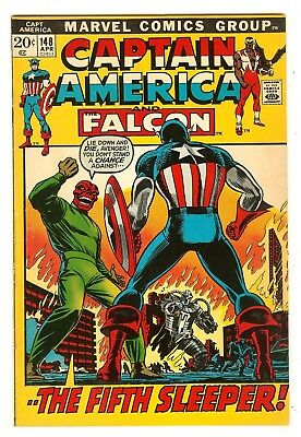 Captain America 148   Red Skull