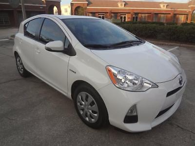 2014 Toyota Other Three 2014 PRUIS C HB. 1 OWNER. 11921 LOW MILE. LIKE NEW. FACTORY WARRANTY. GARAGED.