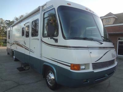 1999 Georgie Boy Cruise Master 35 Ft. Large Slide Out. Beautiful Rv. Ready To Go