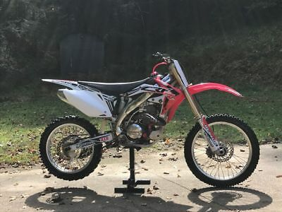 2006 Honda CRF  CRF450R like new