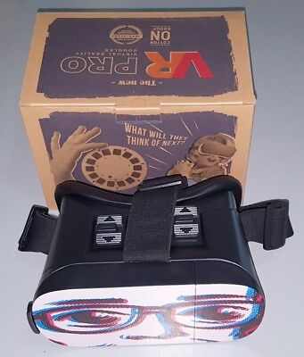 Vr Pro Virtual Reality Goggles In Box Brand New
