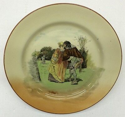 Royal Doulton Collector Plate Sir Roger De Coverley
