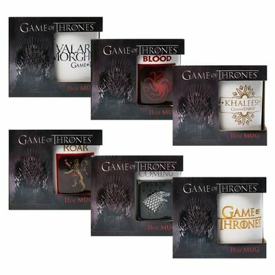 Game Of Thrones Mug - Officially Licensed Merchandise