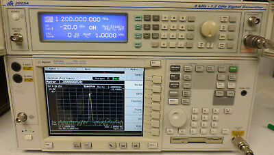 IFR/Marconi 2023A RF Signal Generator, 9kHz to 1.2GHz - Tested