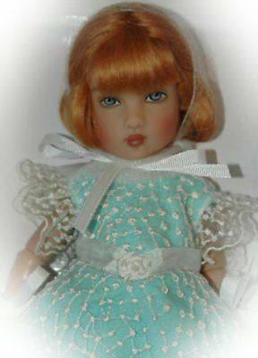 "Kish Azure Cascades Bethany, Chrysalis 12"" Articulated Doll! Mib Sold Out Le"