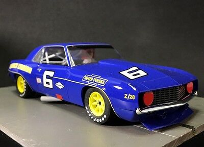 Scalextric Chevrolet Camaro No. 6 Penske Donahue Trans AM Ltd. Ed. of 4400