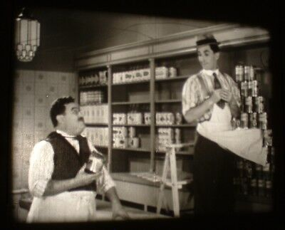 16mm Film 1933 - The Taxi Boys CALL HER SAUSAGE - Ben Blue Billy Gilbert COMEDY