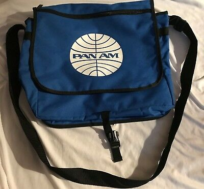 PANAM PAN AM Certified luggage travel cabin bag NWT Promo tote Rare SDCC 2011