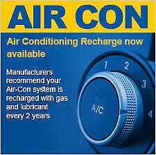 Vehicles Air-Conditioner R134a Regas and Air-Conditioner Repair