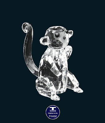 "[SPECIAL OFFER] ""Monkey"" Austrian Crystal Figurine was AU$37.00"