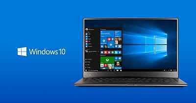 16GB Bootable USB Windows 10Pro / Home AIO Recovery Install Drive Restore Repair