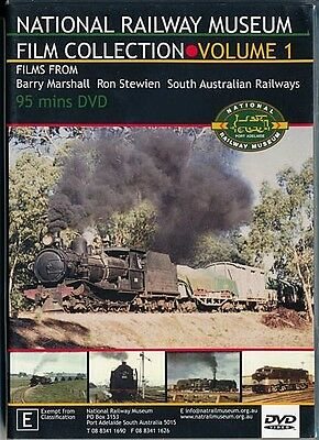 National Railway Museum, Film Collection, Vol 1, 95 min, DVD, Sale Special