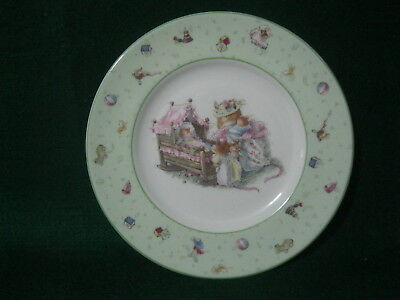 Royal Doulton Brambly Hedge Baby Plate.