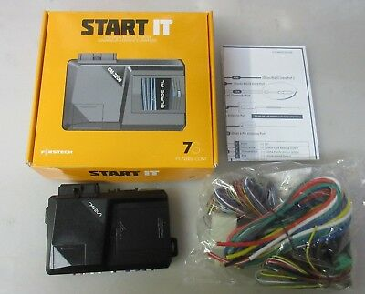 Compustar START IT FT-7200S-CONT Universal Remote Starter