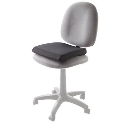 Kensington Memory Foam Seat Rest Comfort/Posture Support for Home/Office Chair