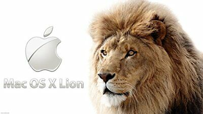 Mac OS X Lion 10.7 Full Version on Bootable USB Flash Drive