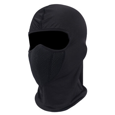 Outdoor Ski Motorcycle Cycling Balaclava Full Face Mask Neck Scarf Windproof