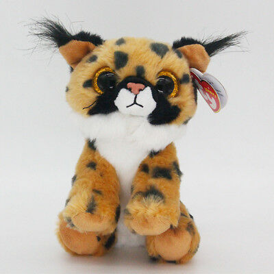"Ty Beanie Boos 6"" Larry Stuffed Plush Toy Soft Animals Toy Boys&Girls Plush Doll"