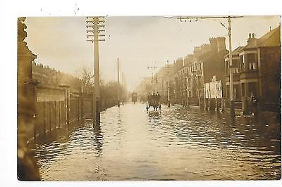 Flood Disaster London Road But Where???