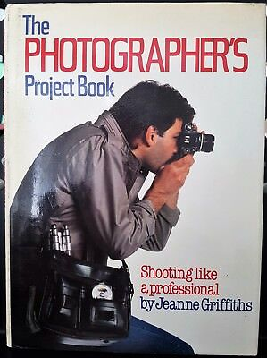 The Photographers Project Hardcover Book By Jeanne Griffiths With Dust Jacket