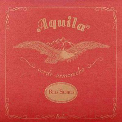 Ukulele Strings Concert Aquila Red Series Regular Set