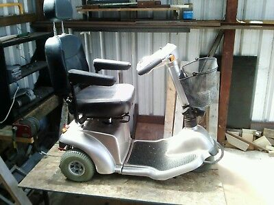 Active Care three wheel Mobility Scooter