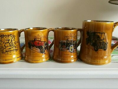 Wade Pottery Collectable Mugs