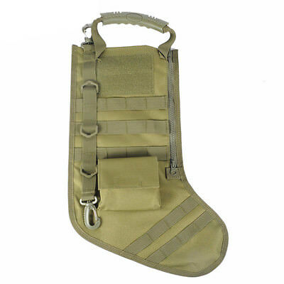 Tactical Molle Nylon Christmas Stocking Bag Dump Drop Pouch Magazine Storage Bag