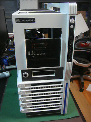Thermaltake Level 10 GT Snow Edition Gaming Case.