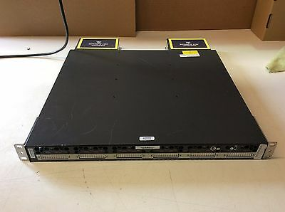 Cisco Redundant Power System 2300 with 2x C3K-PWR-1150WAC RPS   B2