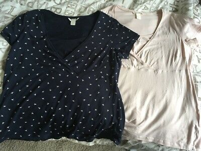 H&M Nursing Tops Size XL 18