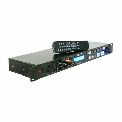 Power Dynamics 172.703 Pdc-70 Reproductor Mp3/usb/sd