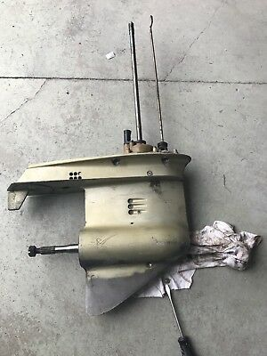 60hp 70hp 75hp Johnson / Evinrude outboard gearbox