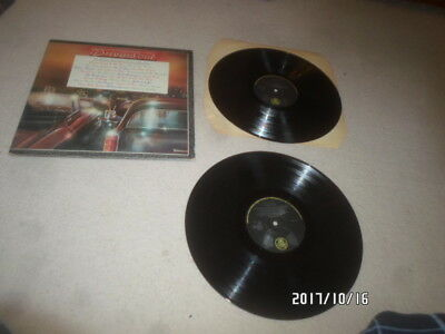 a lp vinyl record double album drivin soul