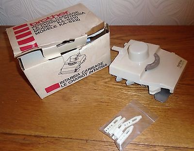 Brother KA-8210 Intarsia Carriage for Use With Knitting Machine. Boxed