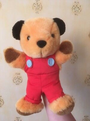 Sooty Hand Puppet / Soft Toy (new)