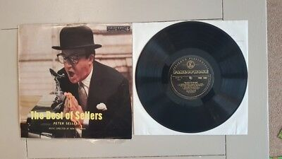 33 Record The best of Peter Sellers