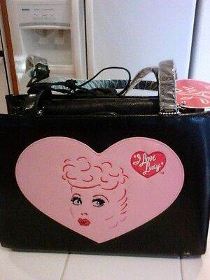 I Love Lucy Purse with Cover