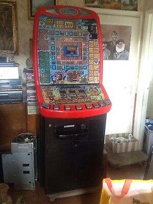 Barcrest Fruit Machine, Can You Dig It !