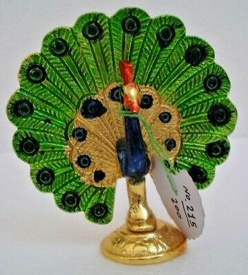 Vintage Style Traditional  PEACOCK - RARE (215)