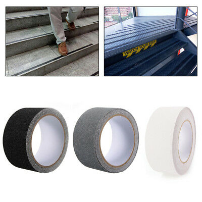 10CM*5M Anti Slip Tape High Grip Adhesive Sticky Backed Stairs Non-slippery Tape