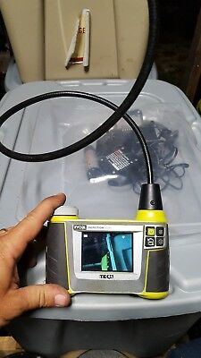 Ryobi RP4206 Tek4 Digital Inspection Scope 4v with 2 batteries and 2 chargers