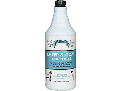 Rooster Booster Sheep & Goat Liquid B-12 32 oz
